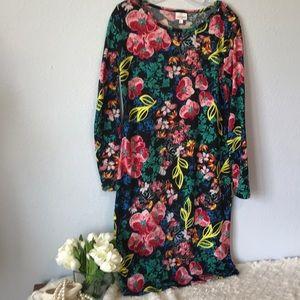 NWOT large floral dress